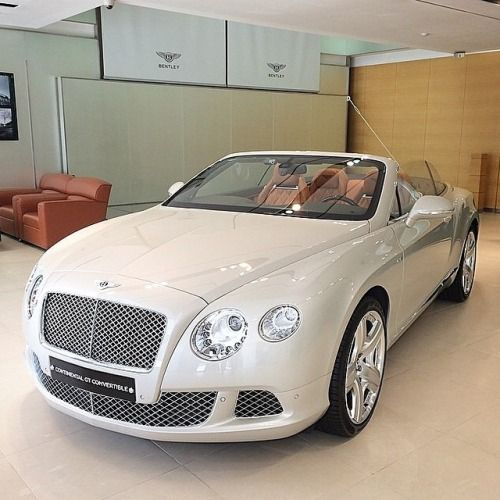 17 Best Images About BENTLEY CONTINENTAL On Pinterest