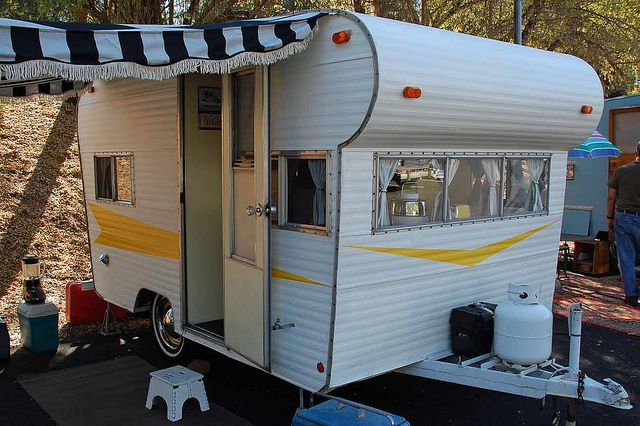 1000 Images About Camper Exteriors On Pinterest The Fly