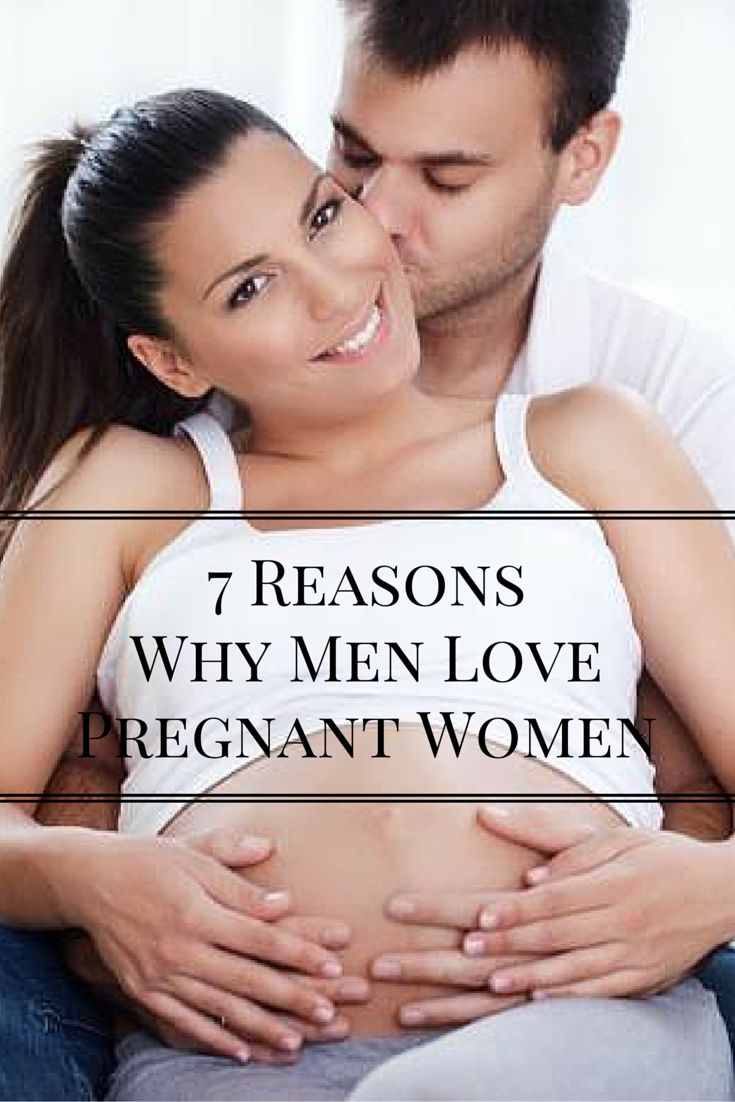 7 Reasons Why Men Like Pregnant Women  Different -2741