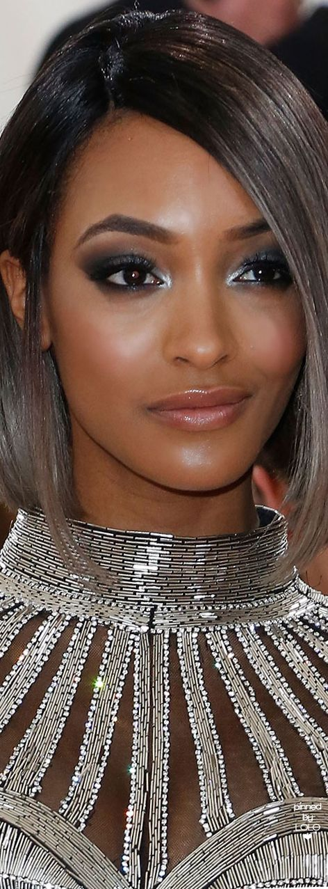 Jourdan Dunn attends MET GALA 2016 | LOLO❤