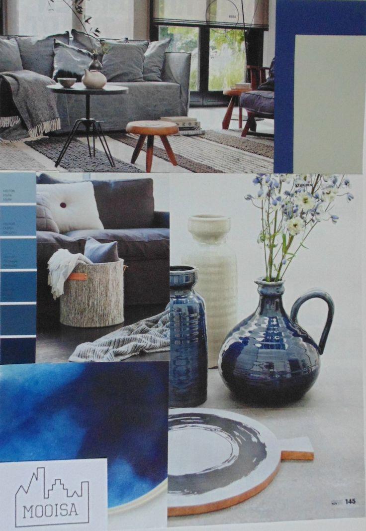 Mooisa - Blue Grey