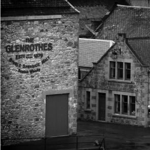 The Glenrothes Distillery.
