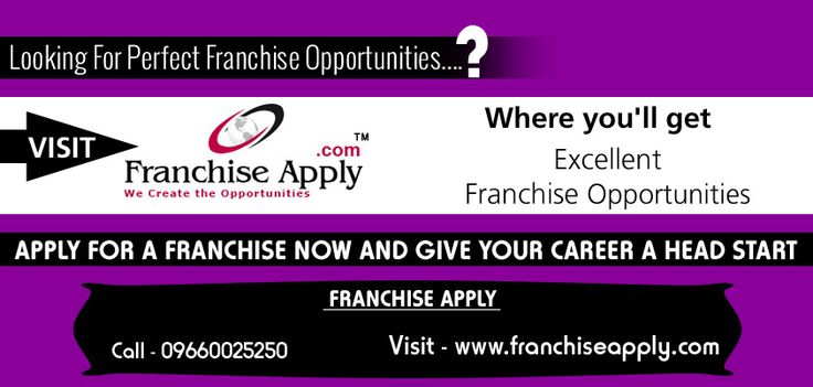 Professional And Reputed Franchise Opportunities In India