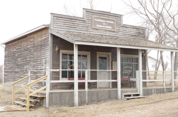 Ghost towns are awesome - Rowley Alberta