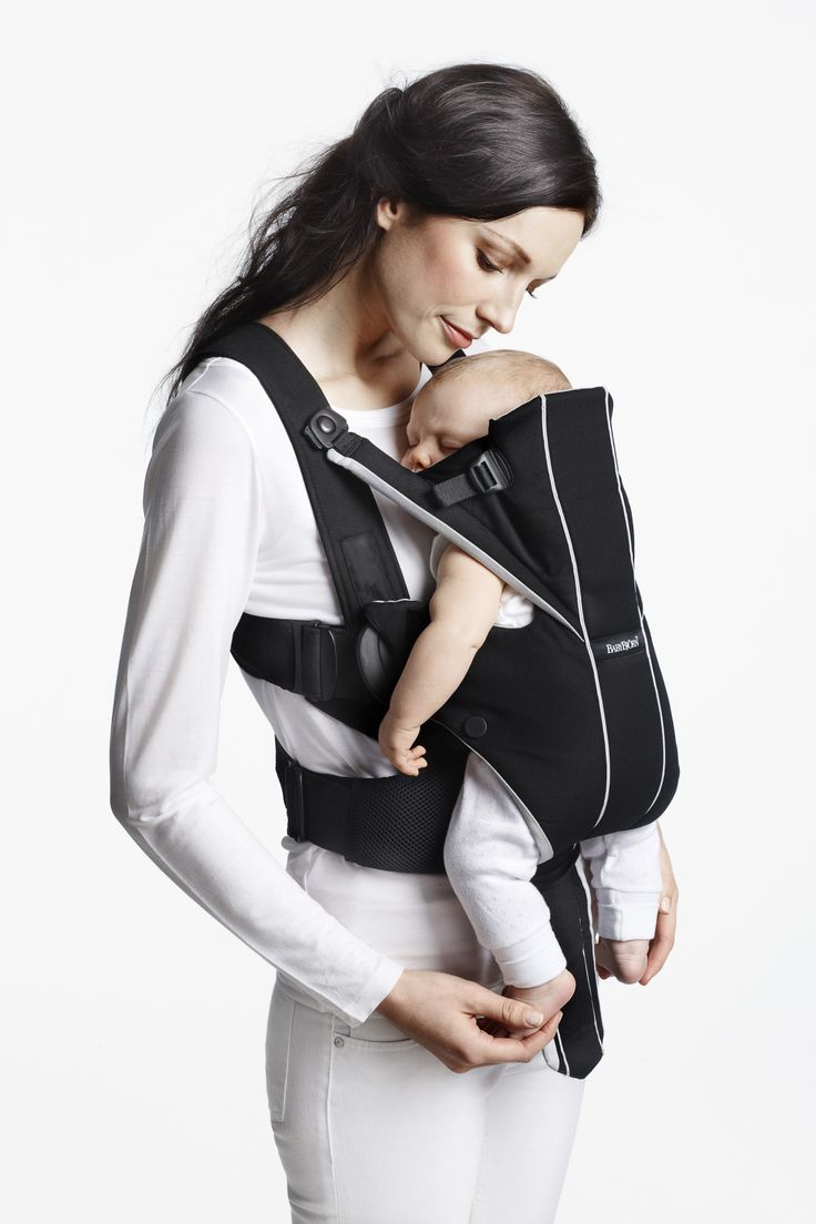 Maybe worth a try if the other slings i have don't cut it? BabyBjorn's Most Popular Baby Carrier Gets Even Better | Project Nursery