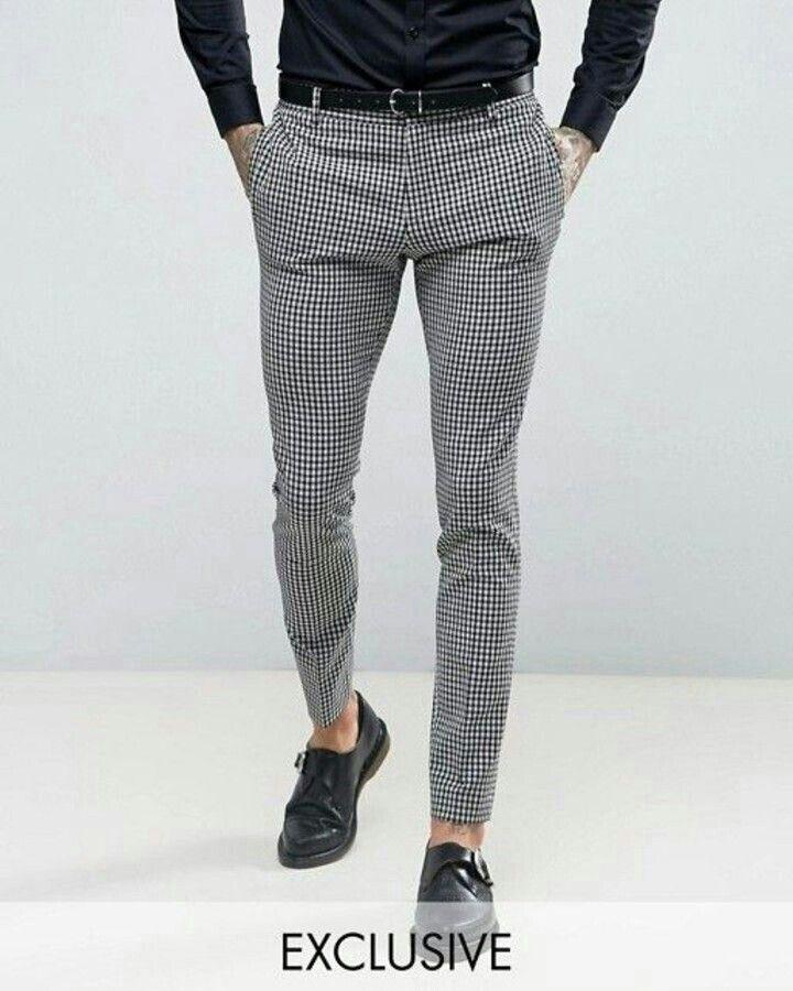Pin By John John John On Lucks Casuales Y Basicos Juvenil Y Con Estilo Mens Pants Fashion Men Fashion Casual Outfits Skinny Suit Pants