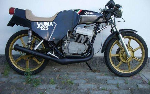 Le MOTO che hanno fatto un'epoca: ASPES YUMA il sogno dei ragazzi anni 70 e 80 #moto #epoca #aspes #motogp #storia