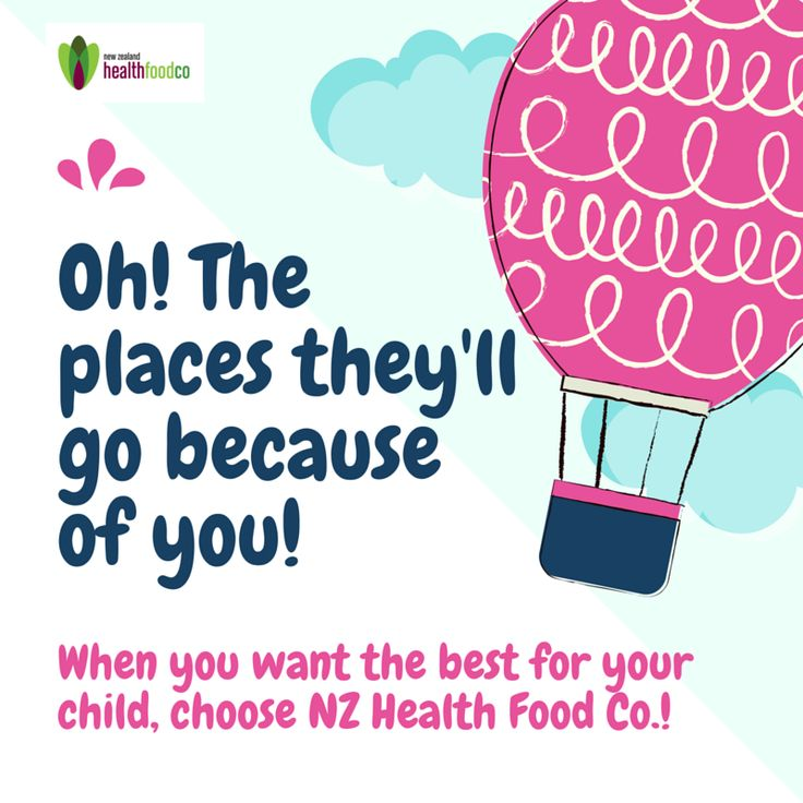 Looking for a nutritious AND delicious after-school snack option that you child will actually enjoy?? We have the solution for you! Try the new Radiance Superfood Smoothie Mix for Kids today! It's packed with probiotics and hidden greens, with that great berry flavour kids love. It's also gluten, dairy, soy and sugar free. Availble in store or online at http://www.nzhealthfood.com/childrens-health/radiance-kid-s-superfood-smoothie.html #smoothie #DrSeuss #OhThePlacesYoullGo #healthy #kids…