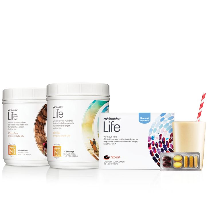 Shaklee Life Plan Feel amazing with the best, most comprehensive nutritional system in the world.