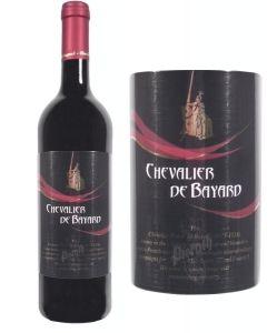 Chevalier de Bayard Vin de Pays de l'Aude (2007), a Vin de Pays de l'Aude Red Wine by Chevalier de Bayard