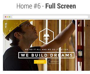 We Build - Construction, Building WP Theme - WordPress | ThemeForest