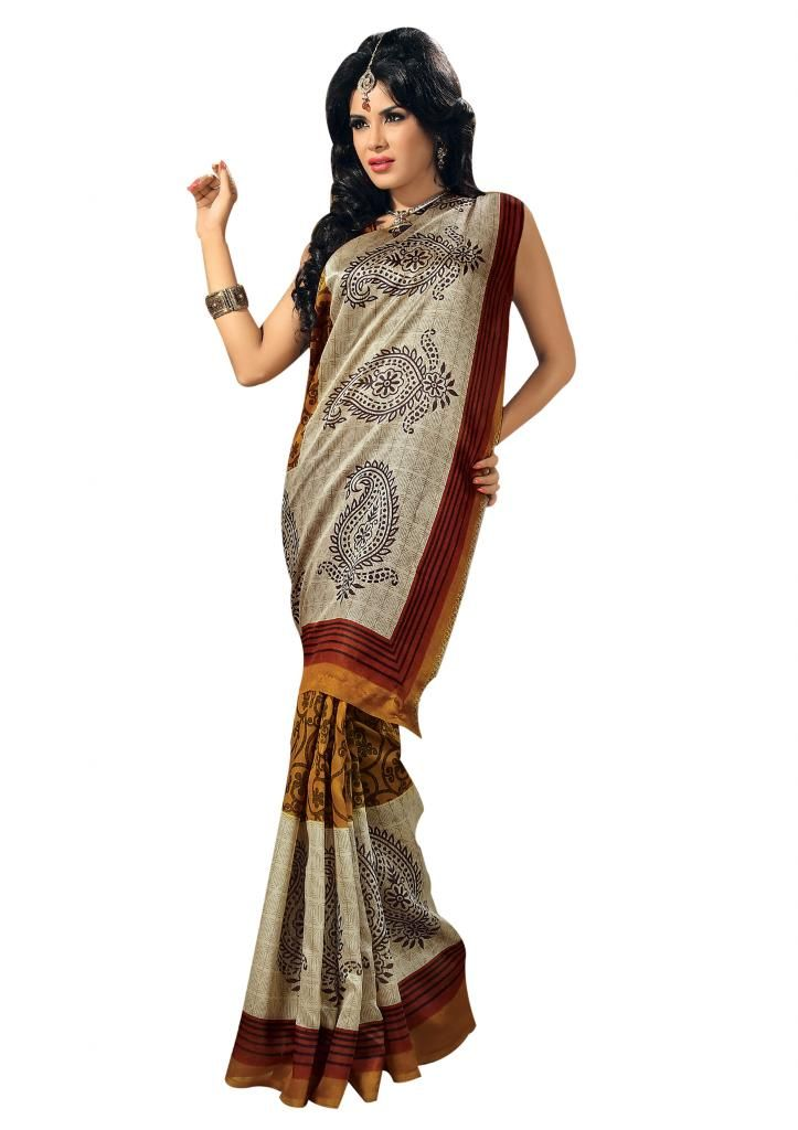 EthnicQueen Offers the Latest Art Designer Silk Sarees (#Masakali Sarees) with various patterns & designs. have a look into this. http://www.ethnicqueen.com/eq/sarees/masakali/