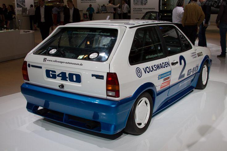 Volkswagen Polo G40  /G 40 is the diameter of G ladder compressor