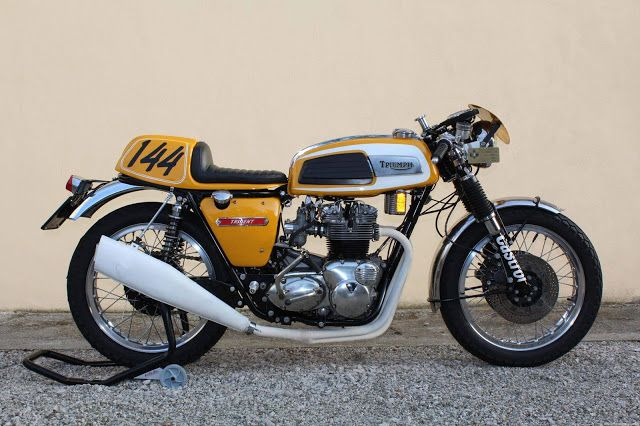 Cafe Racer Builders Chicago