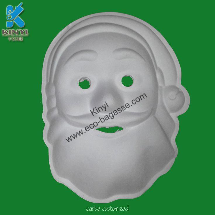 Plain White Masks To Decorate Inspiration 47 Best Paper Pulp Masks Images On Pinterest  Face Masks Facial Design Decoration