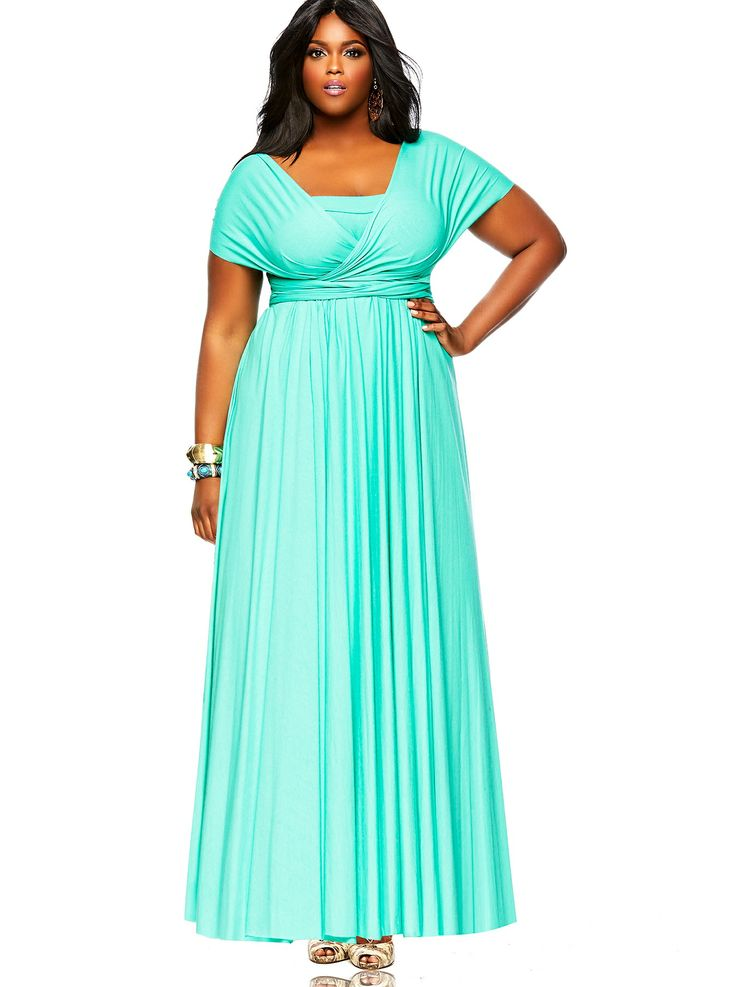 Monif C Plus Sizes Marilyn Convertible Dress Video Prom Dresses Vicky