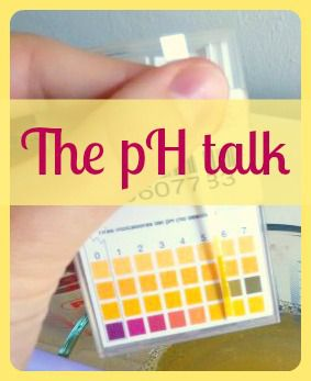 Formulating Cosmetic DIYs considering pH