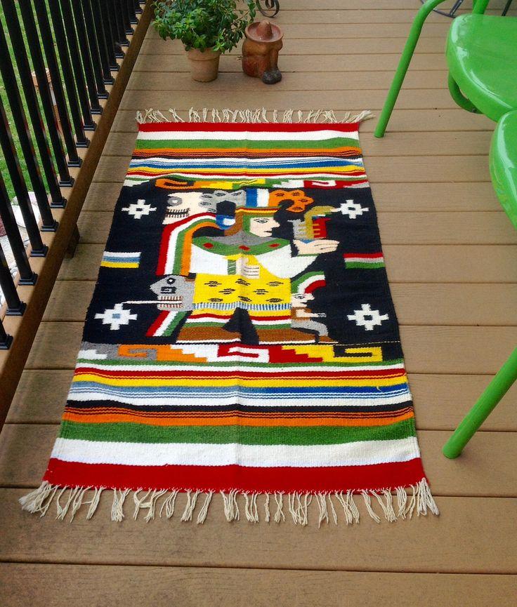 Best 25+ Aztec Rug Ideas On Pinterest