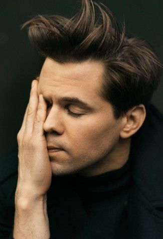 Andrew Rannells // I'm disgustingly in love with him.