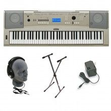 Price: $535.03 - Yamaha YPG-235 76-Key Portable Grand Piano Premium Pack - IBJSC.com