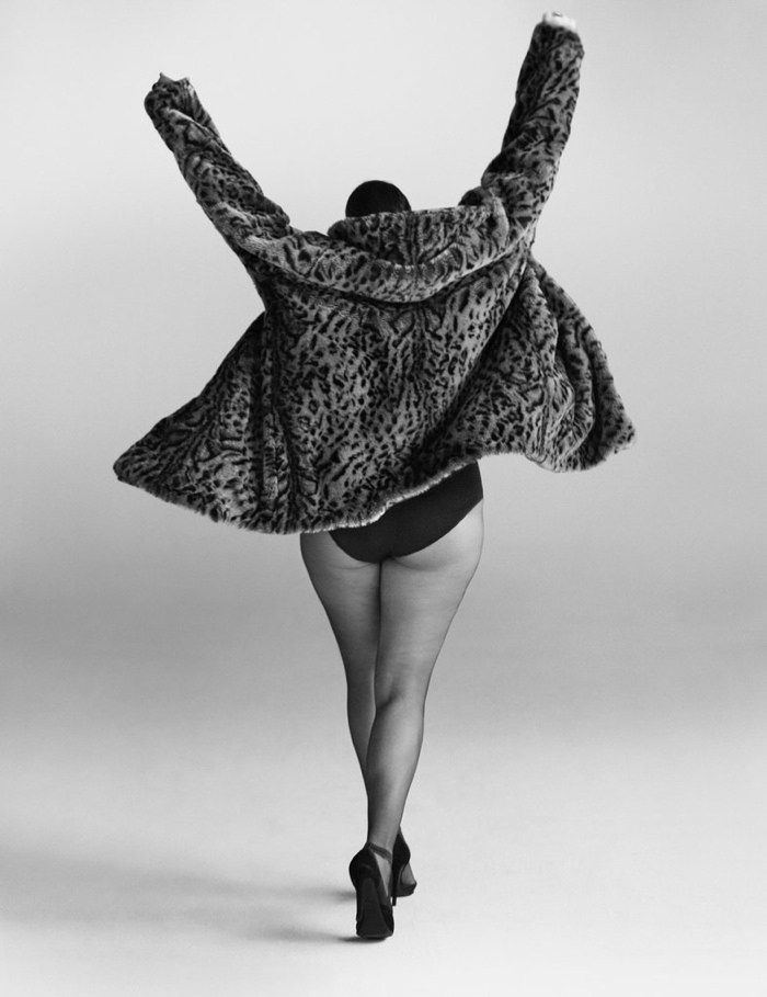 On the heels of spring's lingerie campaign called #ImNoAngel, Lane Bryant has another hashtag trend with its fall 2015 advertisements named #PlusIsEqual. The images star top plus size models including Ashley Graham, Candice Huffine, Georgia Pratt, Justine Legault, Sabina Karlsson and Precious Victoria Lee. The campaign was notably featured in Vogue's September issue.