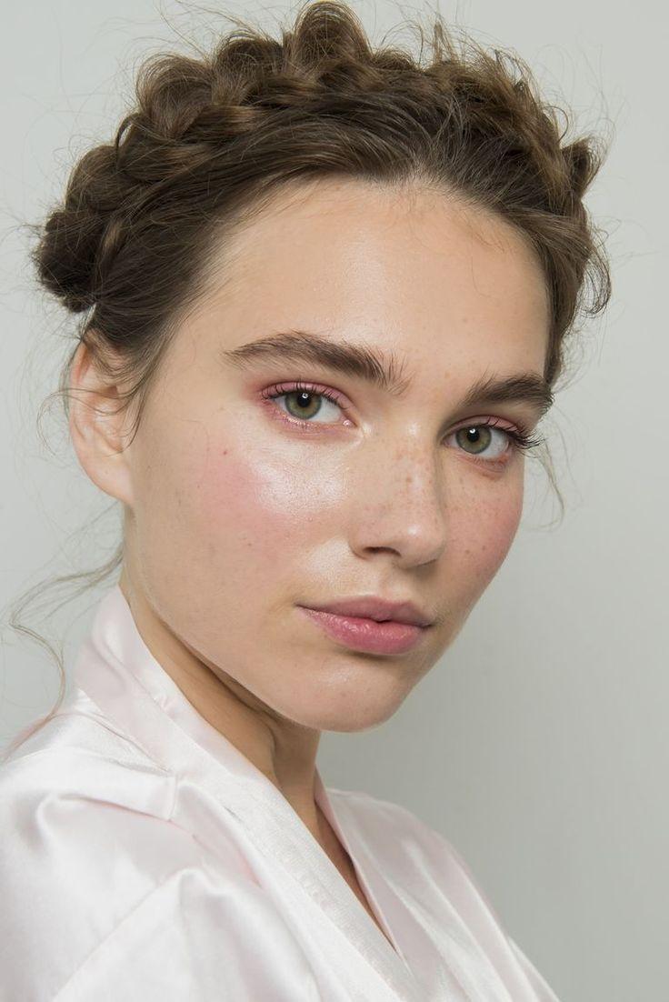 Makeup & Hair Ideas: spring summer 2018 hair makeup trends