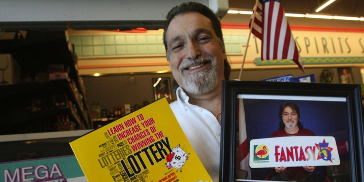 How to: try to win the lottery.  - WATCH: Seven-Time Lottery Winner Shares His Secrets To Success (VIDEO)