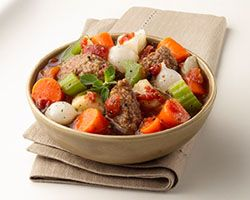 and simmer for 1 hour add frozen stew vegetables and continue cooking ...