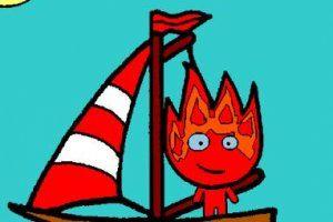 Firegirl waterboy 5