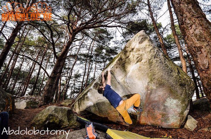 Abdolobotomy - Fontainebleau - 7a -  .... Einen schönen Sonntag  .... #font #fontainebleau #7a .... #bouldern #klettern #bouldering #climbing #timetoclimb #ilovebouldering #climbingphotography #bouldering_pictures_of_instagram #climbing_pictures_of_instagram  #climbing_is_my_passion #climb #escalada #photooftheday #nature #nofilter #outdoor #climbingisfun #great #love  #mainbloc