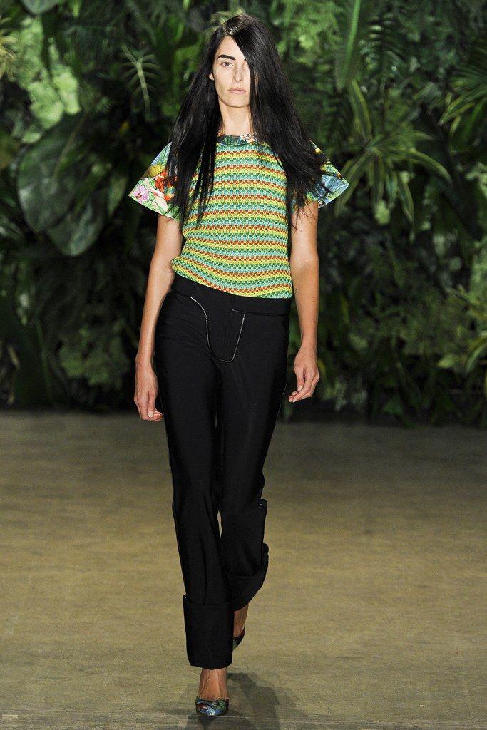 Altuzarra Spring 2012 Ready to Wear Collection Photos   Vogue