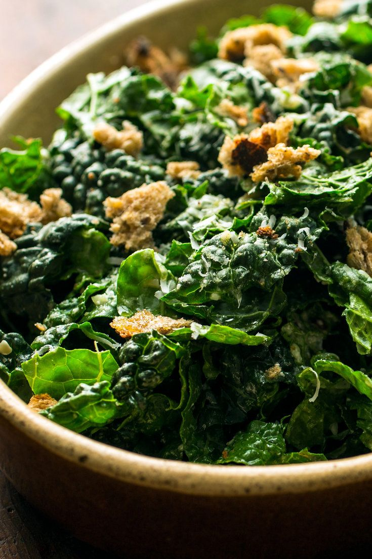 NYT Cooking: Kale salad may someday go the way of other clichéd salads of yore — the bean salad, the chef's salad, the beet salad with goat cheese. But like all those other venerable mixtures, its ubiquity is due in large part to how good it can be. Take a bunch of raw Tuscan kale (also called lacinato or black kale), which is more delicate than other varieties, and slice%2...