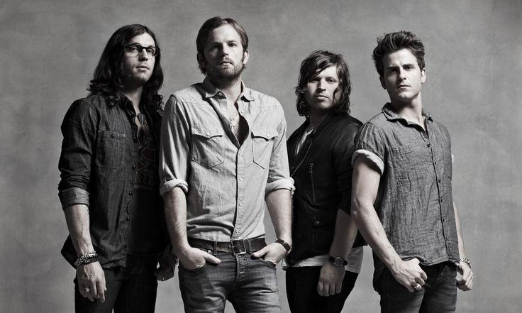 Kings of Leon da a conocer su primer single 2016 - La octava maravilla