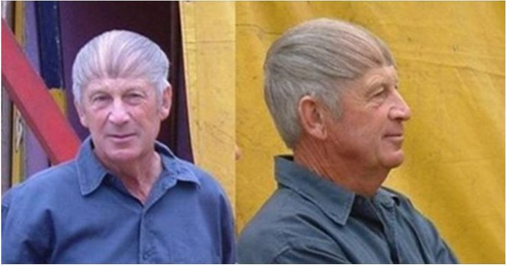 Someone Needs To Tell These 12 Men That Their Comb Overs Are Not Doing It For Them