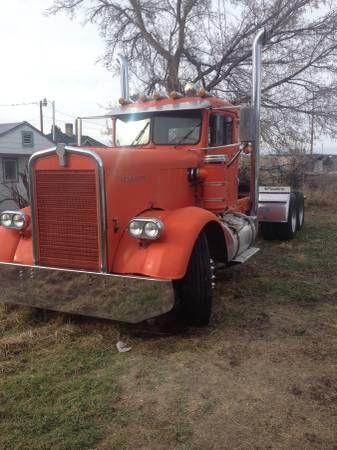 Vintage Kenworth Trucks 34