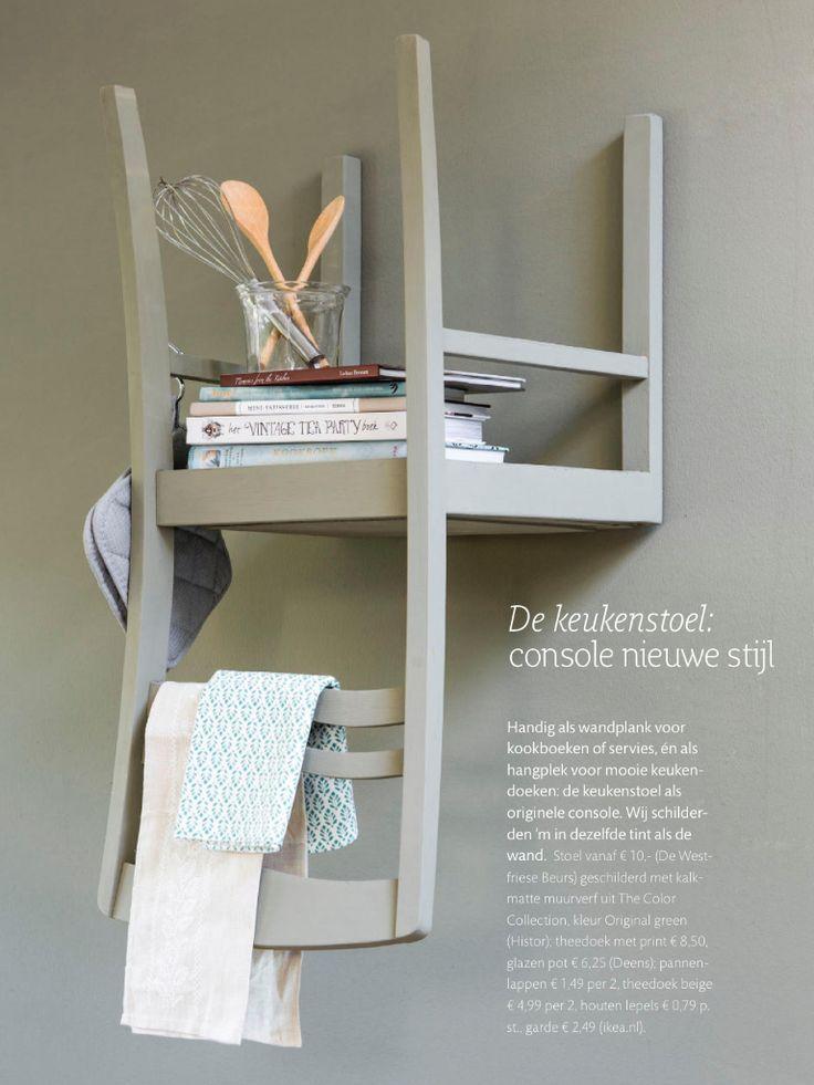 Sandalye Dekorasyon I DIY – #Dekorasyon #DIY #rega…