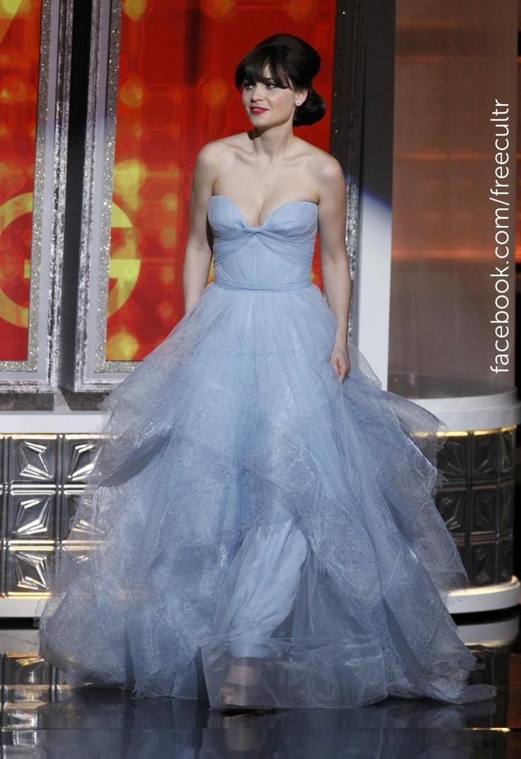 16 best Best Dressed Celebs at Emmy Awards 2012 images on Pinterest ...