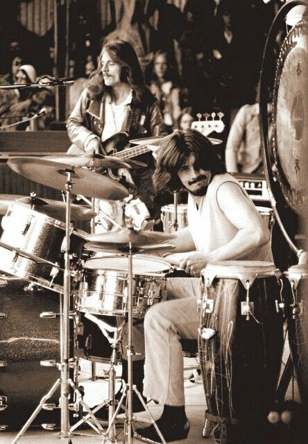 John Bonham and John Paul Jones, Led Zeppelin