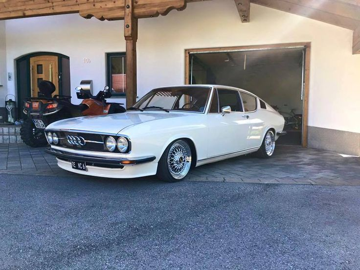 Audi 100 Coupe S Fastback