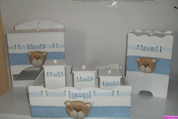 kit de higiene para bebe - Buscar con Google