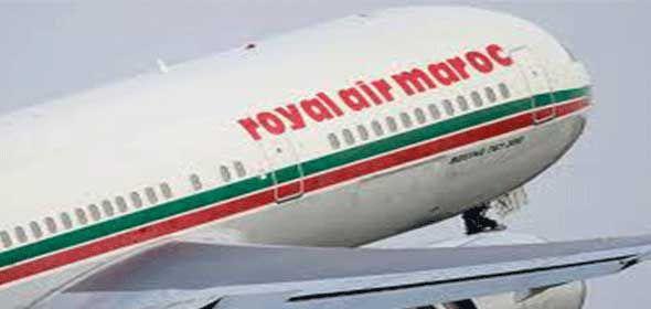 Royal Air Maroc informa