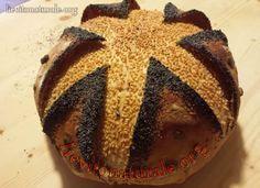 Pane foderato o incamiciato tecnica Josep Pascual con Lievito Naturale o Pasta Madre
