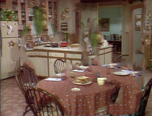Family Matters Kitchen Set