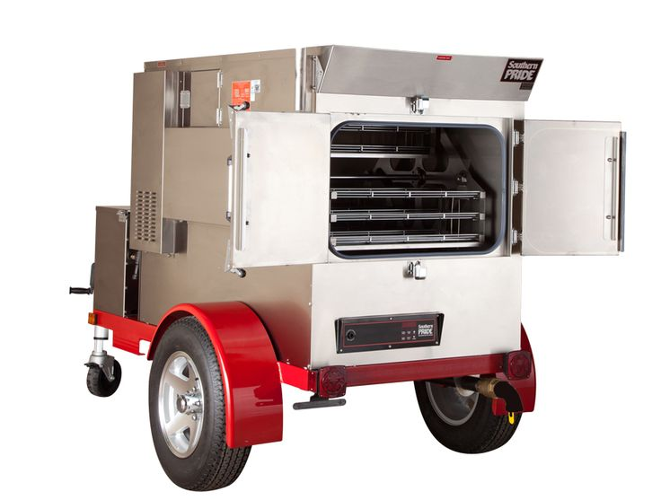 Commercial Smokers | Southern Pride | Woodburning BBQ Pits & Smokers