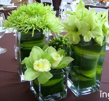 PANTONE 15-0343 Greenery is the PANTONE Color of theYear selection for 2017 .   Τα χρώματα που μας προτείνει η PANTONE για τους γάμους σας....