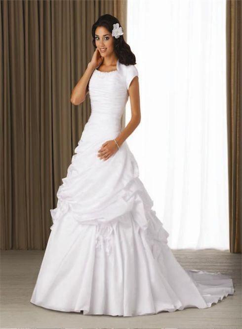 Modest Wedding Dresses For Rent In Utah : Bonny bridal brilliance rentals the big day
