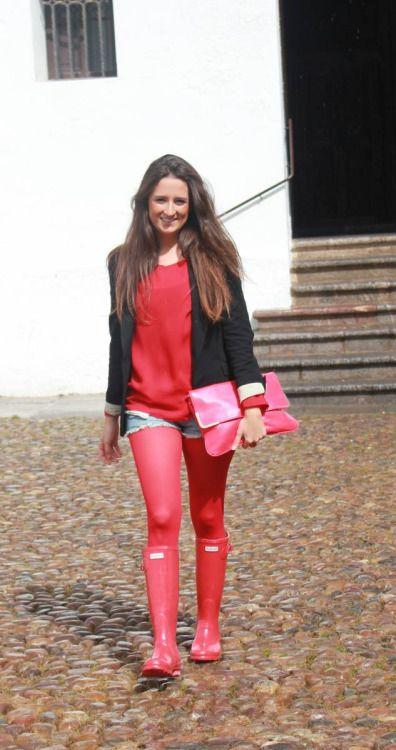 Fashion Stiefel Damen Schuhe Club Party Overknee dom1 Rot 38