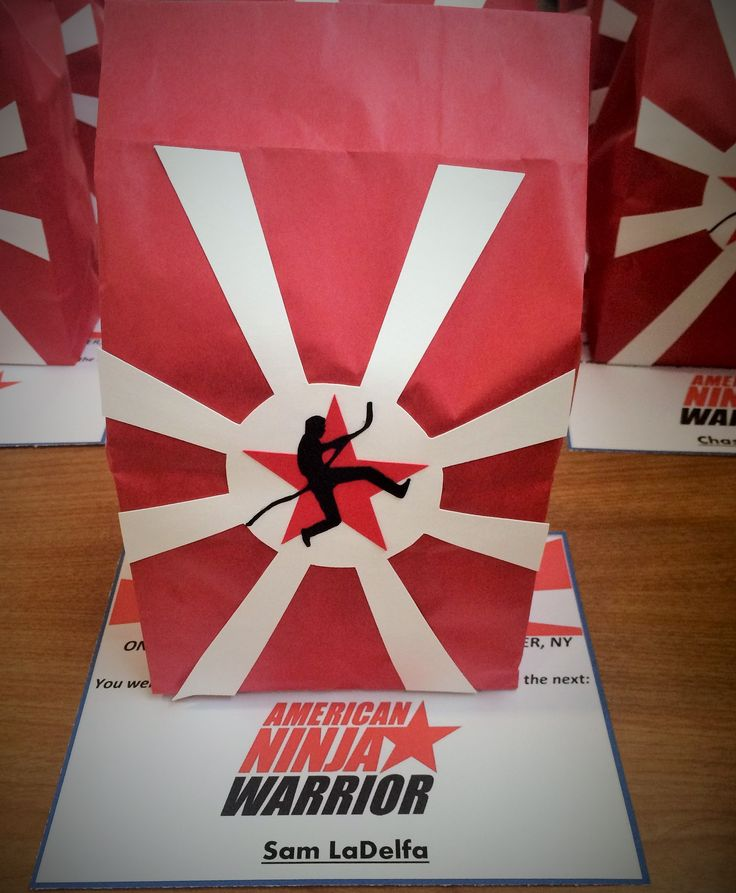 106 best Ninja WarriorObstacle Course Party images on Pinterest