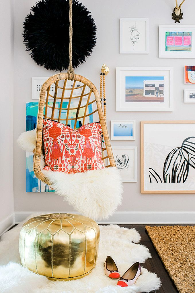 20 Ways To Decorate With African Juju Hats Funky Living RoomsContemporary