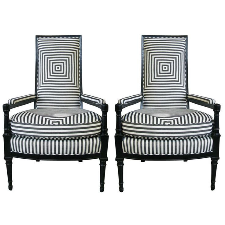 French 1930's Armchairs1930S Armchairs, 1930 Furniture, French Armchairs, Black White, 1930S Vintage, 1930 S Armchairs, 1930 French, Art Deco, French 1930S